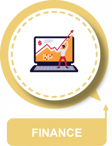 SOS graphic finance